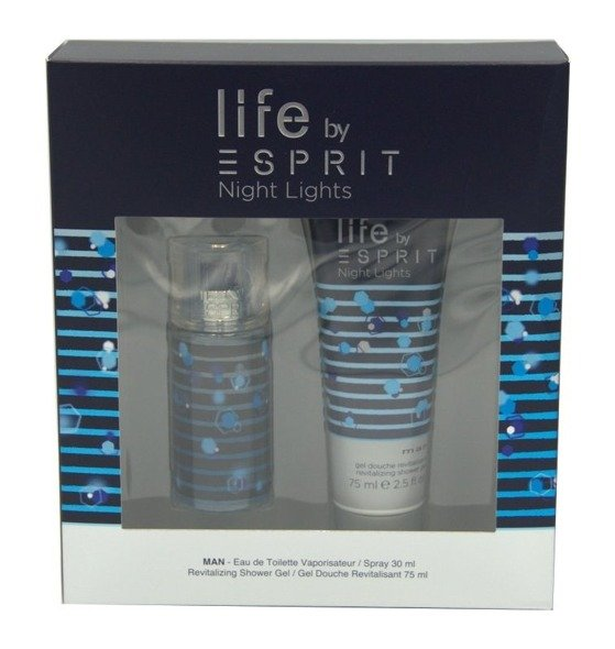 esprit life by esprit night lights man