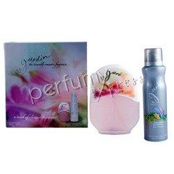 Le jardin woman komplet 50 ml edp 150 deo spray for Cacharel le jardin
