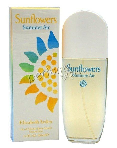 elizabeth arden sunflowers summer air