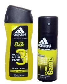 Adidas Pure Game 150 ml DEO & 250 ml SG