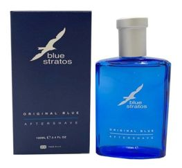 Blue Stratos Original Blue woda po goleniu 100 ml