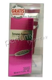 Bruno Banani Made for Women komplet (40 ml EDT & 150 ml SG)
