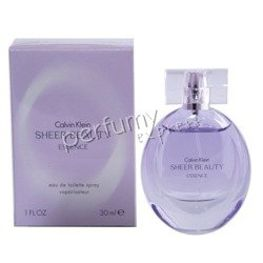 Calvin Klein Sheer Beauty Essence woda toaletowa 30 ml