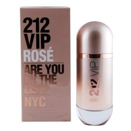 Carolina Herrera 212 VIP Rose woda perfumowana 80 ml
