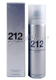 Carolina Herrera 212 dezodorant spray 150 ml