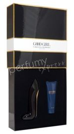 Carolina Herrera Good Girl komplet (50 ml EDP & 75 ml BL)