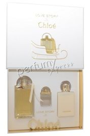 Chloe Love Story komplet (75 ml EDP & 100 ml BL & 7,5 ml MINI)