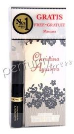 Christina Aguilera komplet (30 ml EDP & 50 ml BL & tusz Max Factor 5,3 ml)