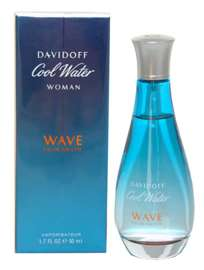 Cool Water Wave Woman 50 ml woda toaletowa