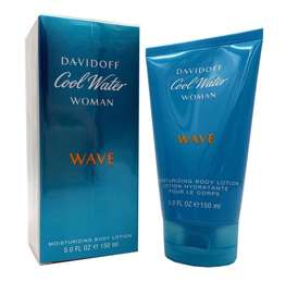 Cool Water Wave Woman perfumowany balsam do ciała 150 ml