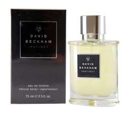 David Begham Instinct woda toaletowa 75 ml