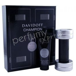 Davidoff Champion komplet (50 ml EDT & 75 ml SG)