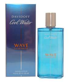 Davidoff Cool Water Wave woda toaletowa 125 ml