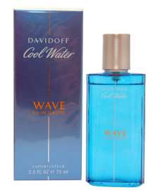 Davidoff Cool Water Wave woda toaletowa 75 ml