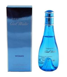 Davidoff Cool Water Woman dezodorant natural spray 100 ml
