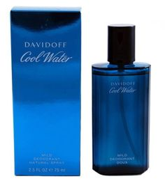 Davidoff Cool Water dezodorant atomizer 75 ml
