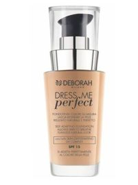 Deborah Dress Me Perfect podkład 0 Fair Rose 30 ml
