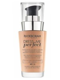 Deborah Dress Me Perfect  podkład 30 ml, 02 Beige