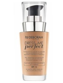 Deborah Dress Me Perfect  podkład 30 ml, 03 Sand