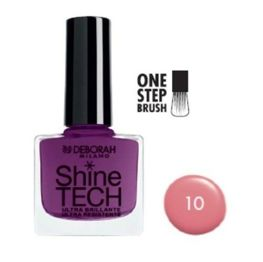 Deborah Lakier do paznokci Shine-Tech 8,5 ml, nr 10
