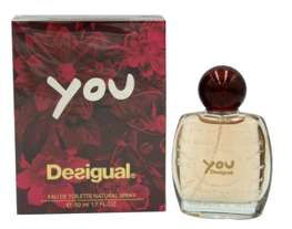 Desigual You woda toaletowa 50 ml