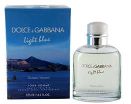 Dolce & Gabbana Light Blue Discover Vulcano woda toaletowa 125 ml