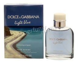 Dolce & Gabbana Light Blue Swimming in Lipari woda toaletowa 125 ml