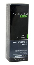 Dr Irena Eris Platinum Men Skin Recharge krem regenerujący do twarzy 50 ml