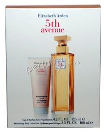 Elizabeth Arden 5th Avenue komplet (125 ml EDP & 100 ml BL)
