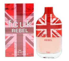 FCUK Rebel Her woda perfumowana 100 ml