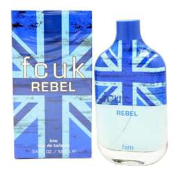 FCUK Rebel Him woda toaletowa 100 ml