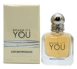 Giorgio Armani Emporio Because It's You woda perfumowana 50 ml