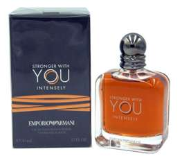 Giorgio Armani Emporio Stronger with You Intensely He woda perfumowana 50 ml