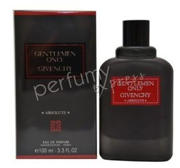 Givenchy Gentlemen Only Absolute woda perfumowana 100 ml