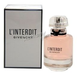 Givenchy L'INTERDIT woda perfumowana 80 ml
