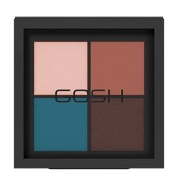 Gosh Eye Xpression paleta 4 cieni do powiek 004 The Four Elements 10 g