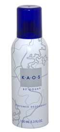 Gosh KAOS by Gosh dezodorant spray 150 ml