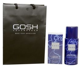 Gosh KAOS by Gosh woda toaletowa 30 ml