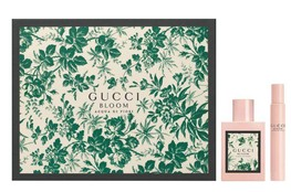 Gucci Bloom Acqua di Fiori  komplet (50 ml EDP & 7,4 ml EDP)