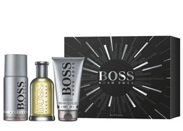 Hugo Boss BOSS Bottled komplet (100 ml EDT & 150 ml DEO& 100 SG)