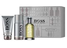 Hugo Boss BOSS Bottled komplet (100 ml EDT & 150 ml  DEO & 100 SG)