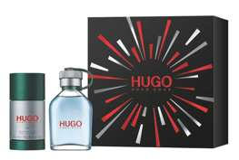Hugo Boss HUGO komplet (75 ml EDT & 75 g DEO STICK)