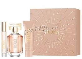 Hugo Boss The Scent For Her komplet (50 ml EDP & 50 ml BL & 7,4 ml EDP MINI)
