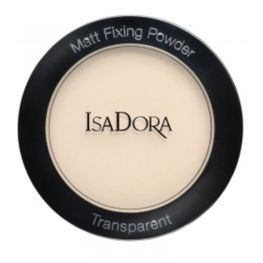 Isa Dora puder Matujący MATT FIXING POWDER 01 Sheer Blonde  9 g