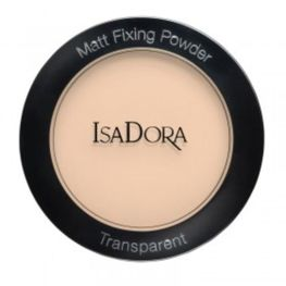 Isa Dora puder Matujący MATT FIXING POWDER 03 Sheer Nude  9 g