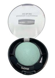 IsaDora Gleaming Eyeshadow Wet & Dry cień do powiek 92 Reflecting Ocean 2,1g