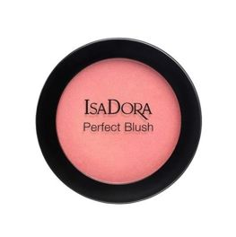 IsaDora Perfect Blush pudrowy róż do policzków 50 Poppy Peach 4,5 g