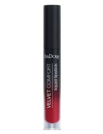IsaDora Pomadka Velvet Comfort nr 64 Cranberry Love 4 ml