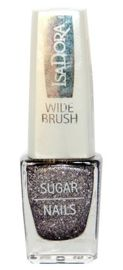 IsaDora Sugar Nails lakier do paznokci 102 Metal Crush 6 ml