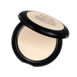 IsaDora Velvet Touch Sheer Cover Compact Powder puder prasowany 43 Cool Sand 7,5 g